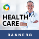 Health Care Banners - GraphicRiver Item for Sale