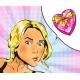 Vector Illustration in Retro Comic Pop Art Style - GraphicRiver Item for Sale