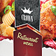 Delicious Restaurant Menu Template - GraphicRiver Item for Sale