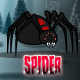 Giant Black Widow Spider Game Sprites - GraphicRiver Item for Sale