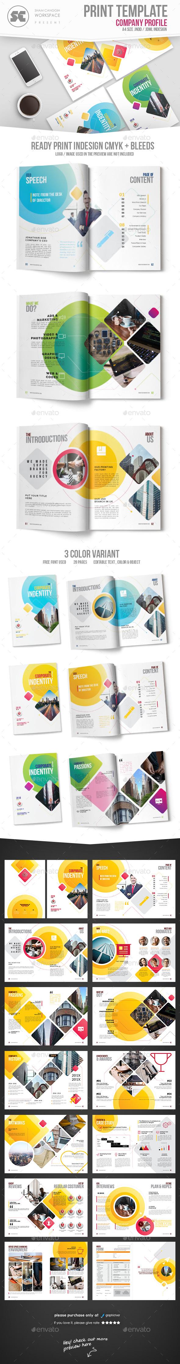 Corporate Profile - Corporate Brochures