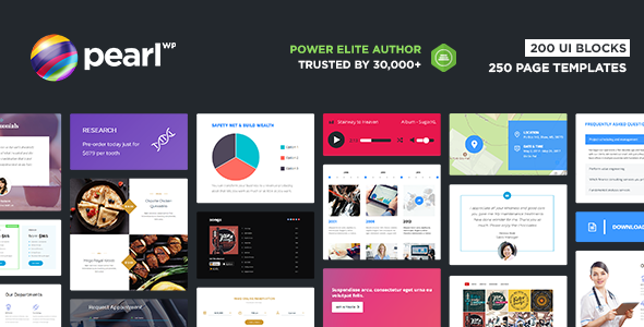 Pearl WP - Micro-niche Business WordPress Themes Bundle - Business Corporate