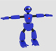 Robot Character Cartoon Bot