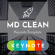 MD Clean Multipurpose Keynote Template - GraphicRiver Item for Sale