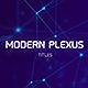 Modern Plexus Titles - VideoHive Item for Sale