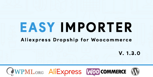 CodeCanyon Easy Importer Aliexpress Dropship for Woocommerce 20719255