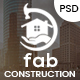 Fab Construction - PSD Template