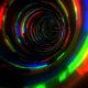 RGB Glitch Tunnel VJ Loop - VideoHive Item for Sale