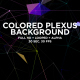 Colored Plexus Background - VideoHive Item for Sale