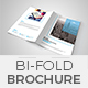 Bi Fold Brochure Template 02