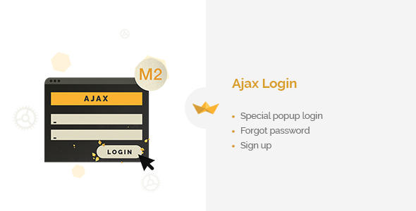 Ajax Login for Magento 2 - CodeCanyon Item for Sale