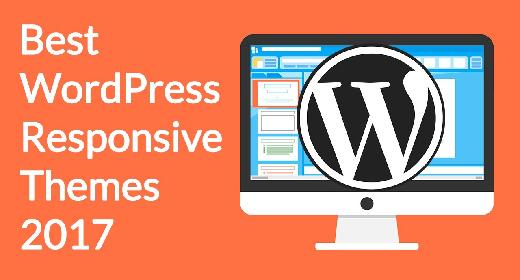Best Responsive WordPress Theme 2017