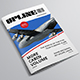 Flight Magazine Template - Upline - GraphicRiver Item for Sale