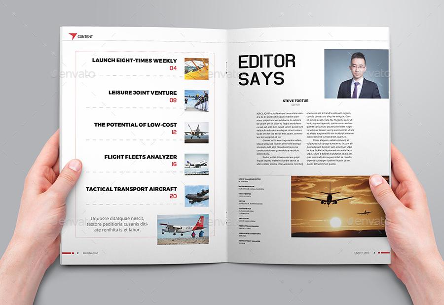 upline magazine website
