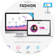 Fashion Keynote Templates - GraphicRiver Item for Sale