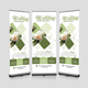Wedding Roll Up Banners