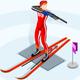 Biathlon Athlete Winter Sports