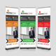 Corporate Agency Roll-up Banner