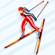 Cross-Country Skiing Winter Sports