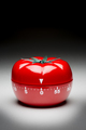 Tomato timer to fight procrastination. - PhotoDune Item for Sale