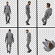 Businessman Walking - VideoHive Item for Sale