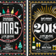 Christmas and New Year Flyer & PosterBundle - GraphicRiver Item for Sale