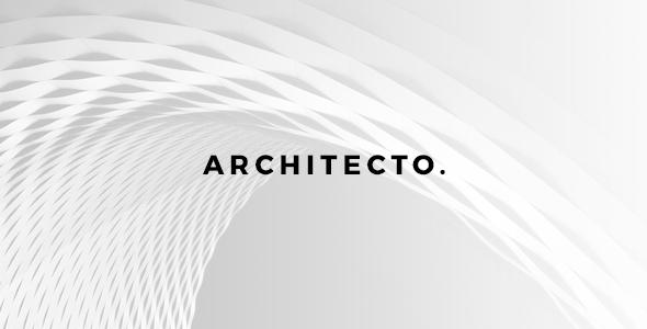 ThemeForest Architecto Architecture Studio PSD Template 20722084