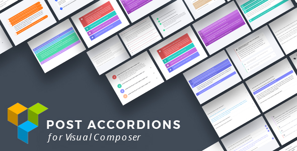 CodeCanyon Post Accordions for Visual Composer Wordpress Plugin 20722414
