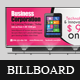 Technology Promotion Billboard Banners