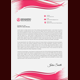 Letterhead PSD Design - GraphicRiver Item for Sale