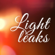 Light Leaks and Transitions Constructor - VideoHive Item for Sale