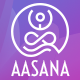 Aasana - Health and Yoga WordPress Theme
