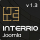 Interrio - Architecture & Interior design Joomla Template - ThemeForest Item for Sale