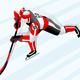Ice Hockey Player Winter Sports