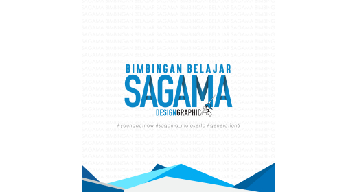 SAGAMA Graphic Design (Logo) - East Java, Indonesia