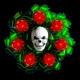 Tunnel & Skull VJ 4IN1 - VideoHive Item for Sale
