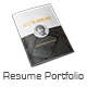 Resume Portfolio - GraphicRiver Item for Sale