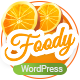 Foody - Fast food & Organic Food Woocommerce WordPress Theme