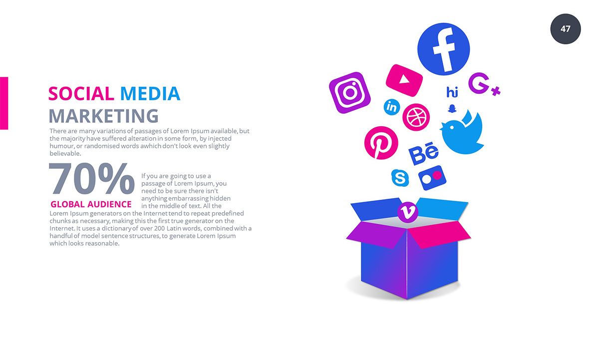 Social media powerpoint template free download gallery templates social media powerpoint template free download quantumgaming presenter media powerpoint templates free download gallery powerpoint templates toneelgroepblik Image collections