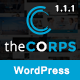 The Corps - Multi-Purpose WordPress Theme - ThemeForest Item for Sale