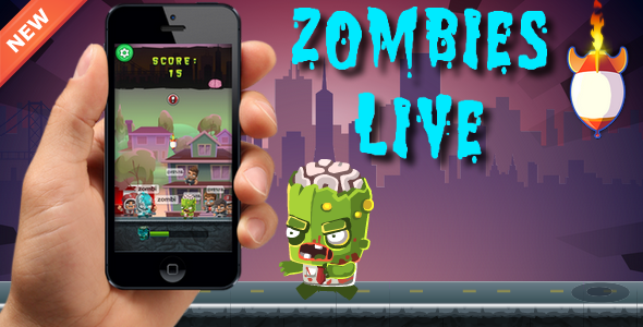 Zombies live-top of the best players online - CodeCanyon Item for Sale