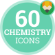 Icons Pack Chemistry Physics Biology Science Flat Animated Icons - VideoHive Item for Sale