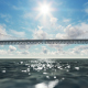 Sea and Bridge - VideoHive Item for Sale