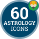 Icons Pack Astrology Zodiac Horoscope Flat Animated Icons - VideoHive Item for Sale