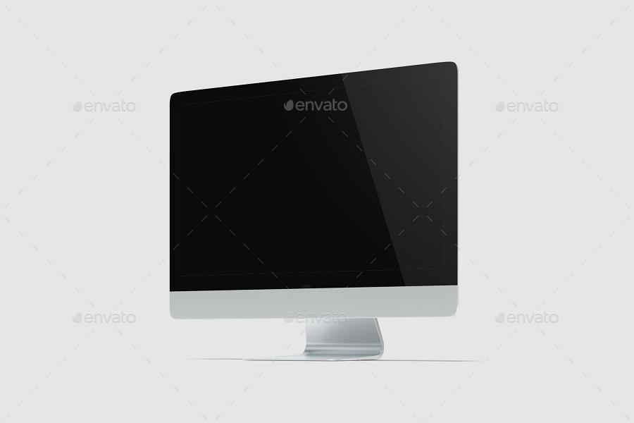 Desktop Mockup by graphiccrew | GraphicRiver
