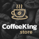 Coffee King - Coffee Shop and Online Store WordPress Theme