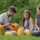 The Family Preparing To the Halloween - VideoHive Item for Sale