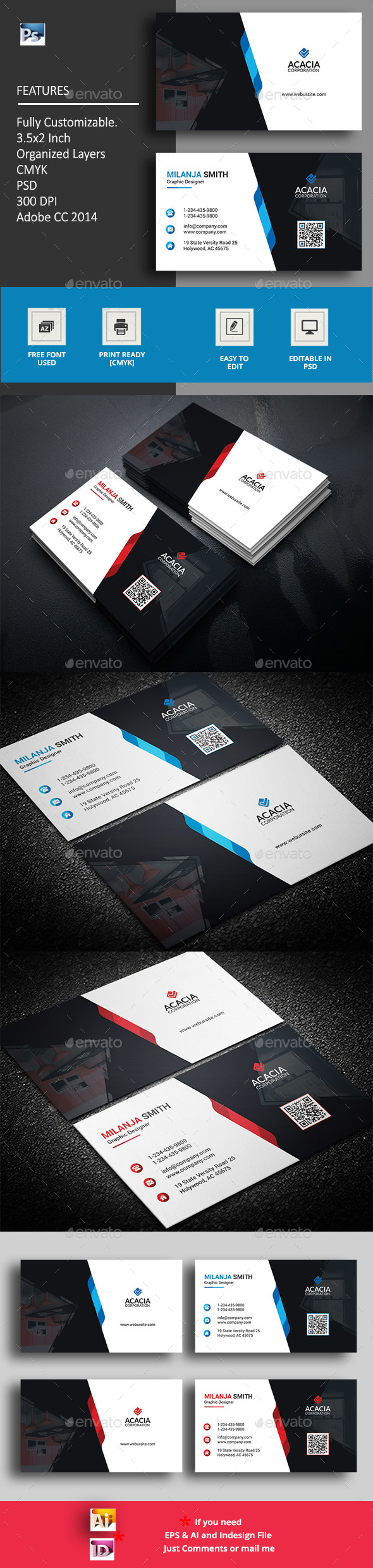 Bijo Business Card - Creative Business Cards