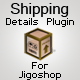 Shipping Details Plugin for Jigoshop - CodeCanyon Item for Sale