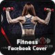 Fitness / Gym Cover Templates - GraphicRiver Item for Sale